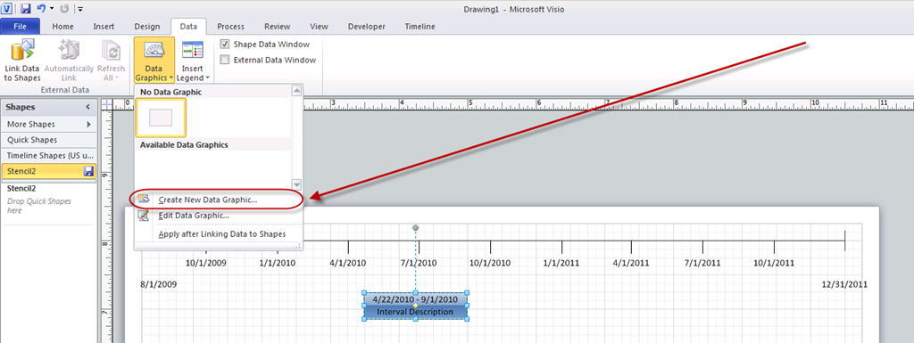 Creating a Portfolio Timeline Report in Visio (Part 1) – Project ...